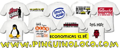 camisetas economicas